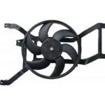 Вентилятор охлаждения без конд. Del Tech RS579109